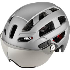 UVEX Finale Visor Helmet strato steel